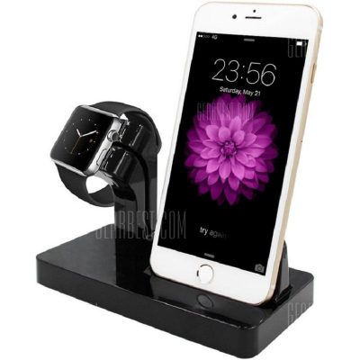 smartylife-Stand Wireless Charger Charging Stand Base for Apple Series Watch Phone