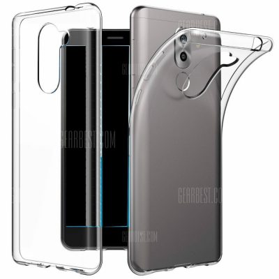 smartylife-Ultrathin Shock-Absorption Bumper TPU Clear Case for HUAWEI Honor 6X