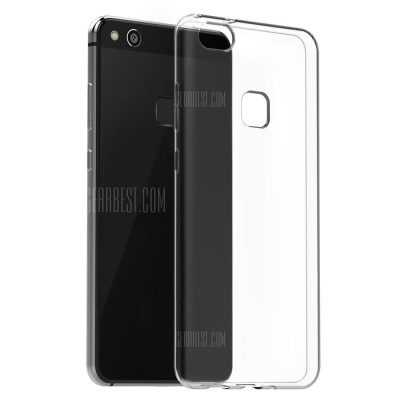 smartylife-Ultrathin Shock-Absorption Bumper Tpu Clear Case for Huawei P10 Lite