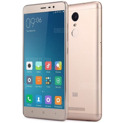 smartylife-XIAOMI Redmi Note 3 Pro 5.5 inch 4G Phablet