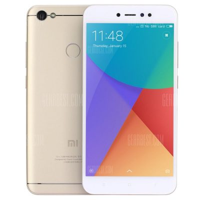 smartylife-Xiaomi Redmi Note 5A 3GB RAM 4G Phablet