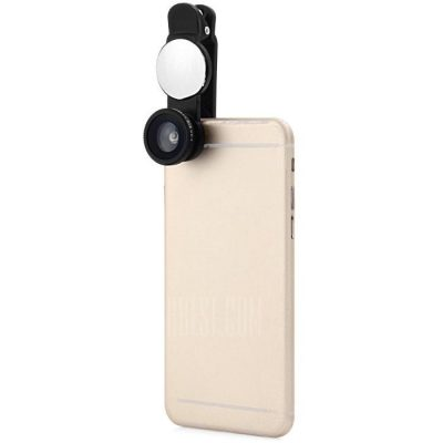 smartylife-3-in-1 Mobile Phone Clip Lens