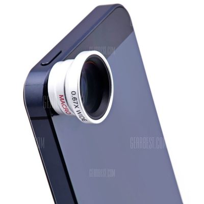 smartylife-4 in 1 Universal Magnetic Phone Lens