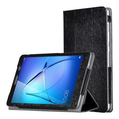 smartylife-8 Inch Protective Leather Case for HUAWEI Pad 2 - Black