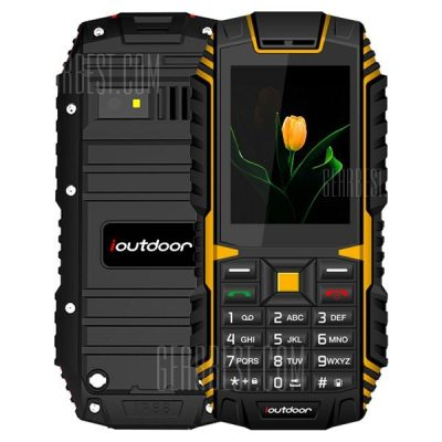 smartylife-Ioutdoor T1 Quad Band Unlocked Phone