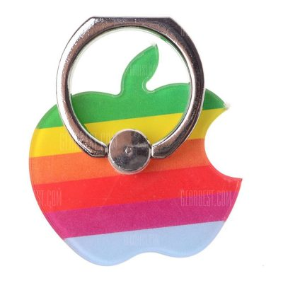 smartylife-Mobile Phone Fruit Ring Holder Grip Metal Ring Phone Holder