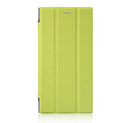 smartylife-New Style Leather Folio Flip Stand Cover Case for Xiaomi Mi3 - Green
