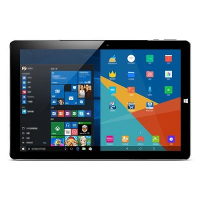 smartylife-Onda oBook 20 Plus 2 in 1 Tablet PC 10.1 inch Dual OS 4GB/64GB Intel Cherry Trail Z8350 Quad Core 1.84GHz IPS 1920*1200 Windows 10 + Android 5.1- Gray