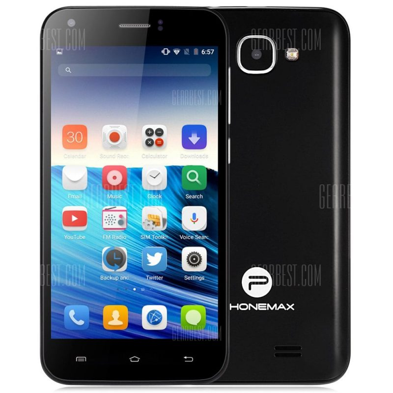 smartylife-Phonemax Saturn 3G Smartphone