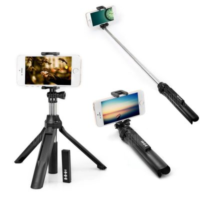 smartylife-Portable Bluetooth 4.0 Camera Selfie Monopod for iPhone X