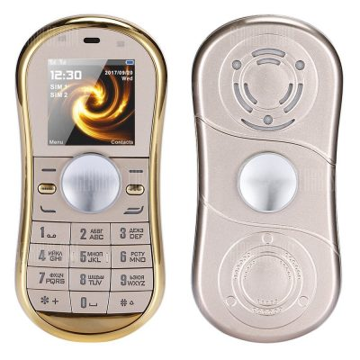 smartylife-Servo S08 Finger Spinner Quad Band Unlocked Phone
