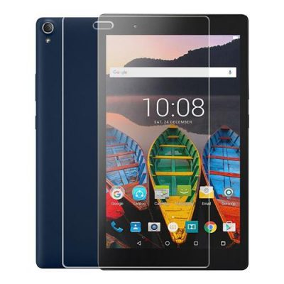 smartylife-Tempered Glass Protective Film For Lenovo P8 8 Inch Tablet PC - Transparent