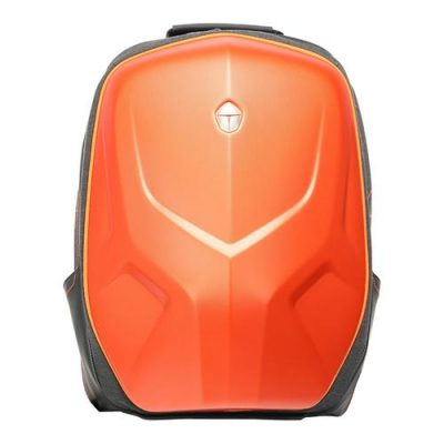 "smartylife-ThundeRobot B17 17.3"" Armour Backpack For Gaming Laptop Multi-Functional - Orange"
