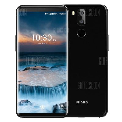 smartylife-UHANS i8 4G Phablet Dual Rear Cameras