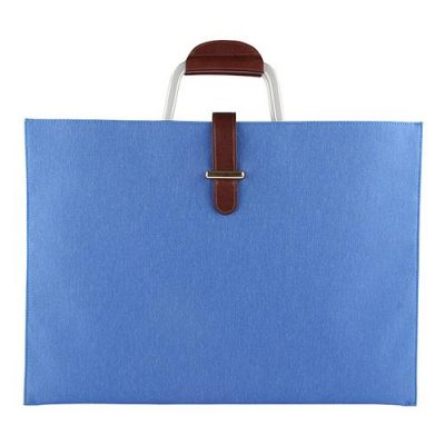 "smartylife-Universal 13.3"" Soft Cotton Notebook Handbag - Blue"
