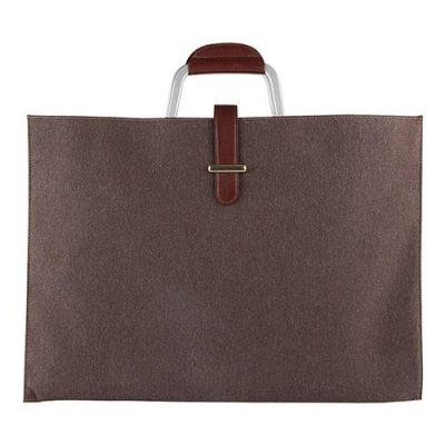 "smartylife-Universal 13.3"" Soft Cotton Notebook Handbag - Brown"