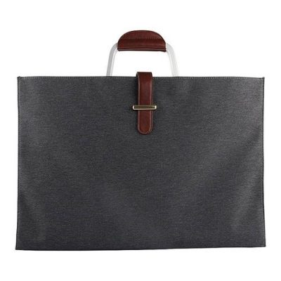 "smartylife-Universal 13.3"" Soft Cotton Notebook Handbag - Gray"