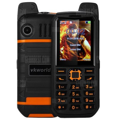 smartylife-Vkworld Stone V3 Plus Quad Band Unlocked Phone 3000MAH