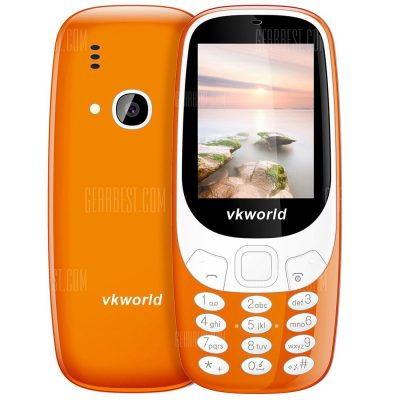 smartylife-Vkworld Z3310 Quad Band Unlocked Phone