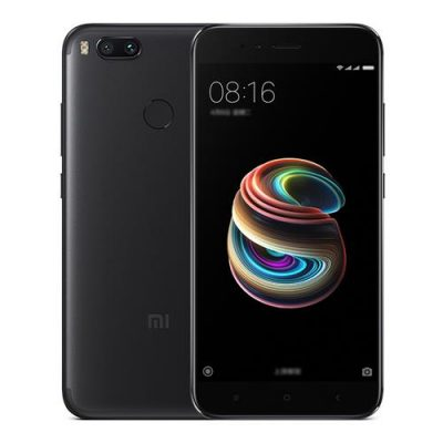 smartylife-Xiaomi Mi 5X 5.5 inch 4G LTE Smartphone 4GB 32GB Snapdragon 625 Octa Core Dual 12.0MP Cam MIUI 8.5 Android 7.1 Metal Body Touch ID VoLTE- Black