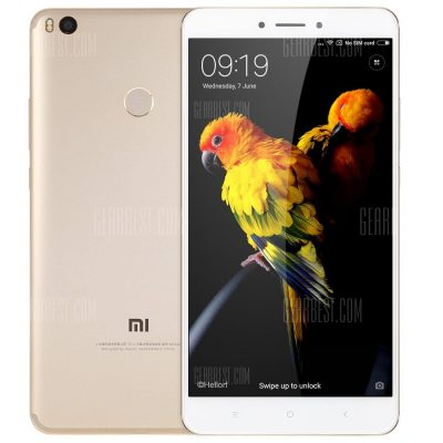 smartylife-Xiaomi Mi Max 2 4G Phablet INTERNATIONAL VERSION 4GB RAM 128GB ROM
