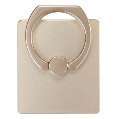smartylife-Xiaomi ROIDMI Metal Ring Holder Universal Phone Stand Support For Smartphones/Tablets - Gold