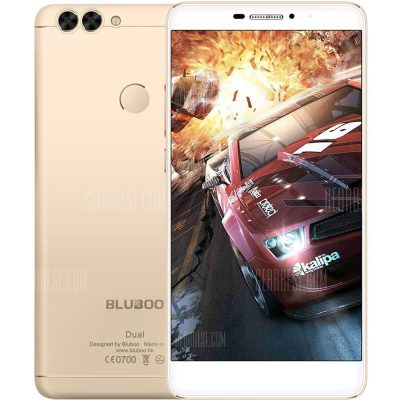 smartylife-BLUBOO Dual 4G Phablet