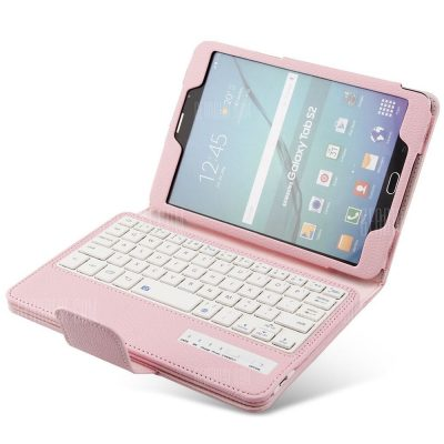smartylife-Bluetooth Keyboard Case for Samsung Galaxy Tab S2 8.0 ( T710 / T715 )