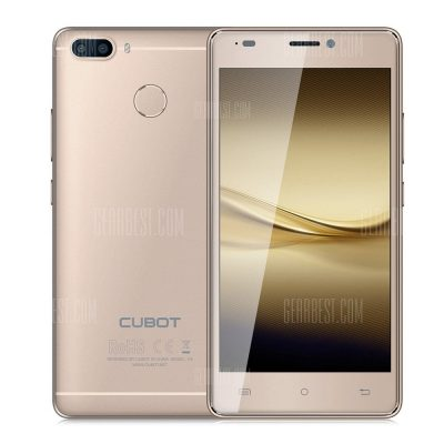 smartylife-CUBOT H3 4G Smartphone