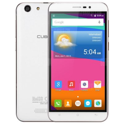 smartylife-CUBOT NOTE S 5.5 inch 3G Phablet