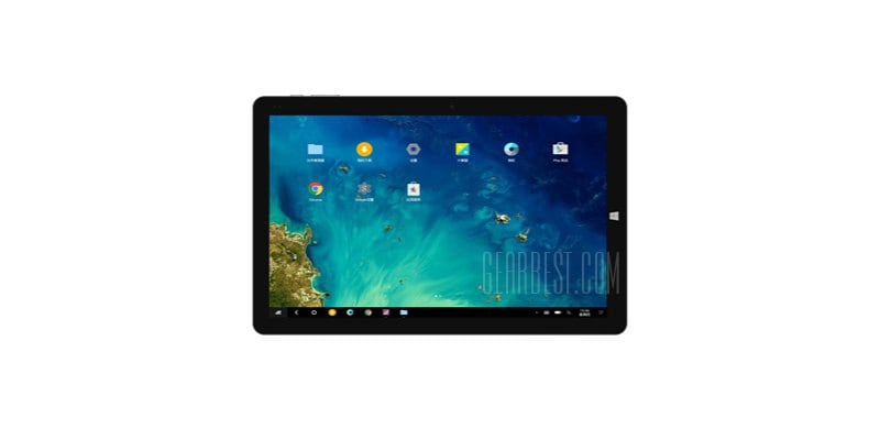 """smartylife-Chuwi Hi10 Pro 10.1\"""" Windows10+Android5.1 4+64G 2 in 1 Ultrabook Tablet PC"""