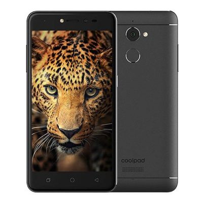 smartylife-Coolpad Torino S2 3505I-U00 5.0 Inch Smartphone HD Screen 2GB 16GB 13.0MP Cam MT6735 Quad Core Android 6.0 Touch ID Metal Body - Gray