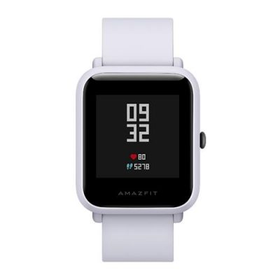 smartylife-(English Version)Xiaomi Huami Amazfit Bip Lite Version IP68 Bluetooth 4.0  Sports Smartwatch GPS Gloness 45 Days Standby - Gray