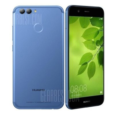 smartylife-HUAWEI Nova 2 ( PIC-AL00 ) 4G Smartphone INTERNATIONAL VERSION 64GB ROM