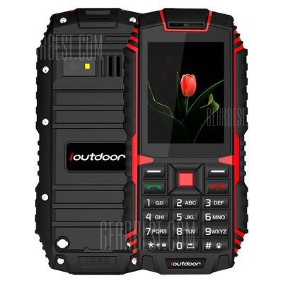 smartylife-Ioutdoor T1 Quad Band Unlocked Phone ENGLISH KEYBOARD