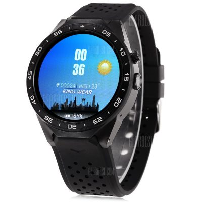 smartylife-KingWear KW88 3G Smartwatch Phone