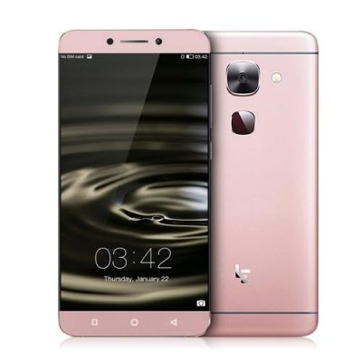 smartylife-LeTV LeEco Le Max 2 X820 5.7inch 2K Screen Android 6.0 OS 4GB 32GB Smartphone 64-Bit Qualcomm Snapdragon 820 Quad Core 21MP Touch ID Type-C Fast Charge - Rose Gold