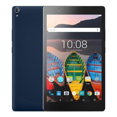 smartylife-Lenovo TAB3 8 Plus P8 4G Phablet 8 inch Android 6.0 3GB/16GB Qualcomm Snapdragon 625 2.0GHz Octa Core IPS 1920*1200 - Blue