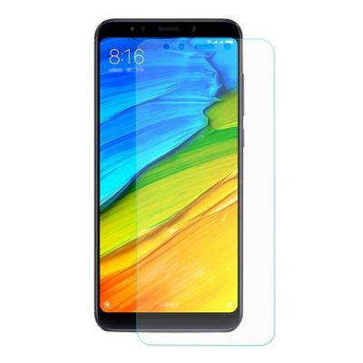 smartylife-Makibes Transparent Xiaomi Redmi 5 Plus Tempered Glass Hat-Prince 0.33mm 9H 2.5D Explosion-proof Membrane
