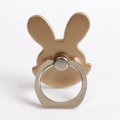 smartylife-Rabbit Kickstand Universal Finger Ring Grip for All Phones / Pads