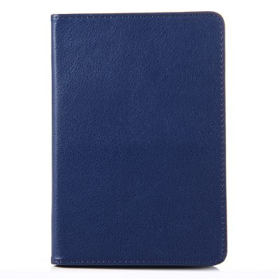 smartylife-Special High Quality PU Leather Stand Case Holster for Q88pro - Dark Blue