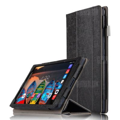 smartylife-Tablet Cover Case Auto Sleep / Wake Up Function for Lenovo P8