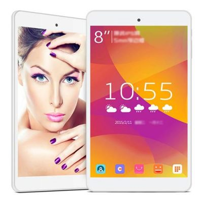 smartylife-Teclast P80h Tablet PC 8 inch Android 7.0 2GB/16GB MT8163 Quad Core 1.3GHz IPS 1280*800 GPS Dual WiFi HDMI Miracast - White