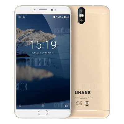 smartylife-UHANS Max 2 4G Phablet
