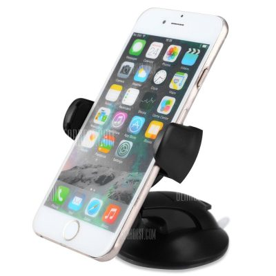 smartylife-Universal Rotatable Car Holder Phone Stand Bracket Suction Cup