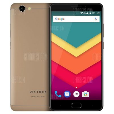 smartylife-Vernee Thor Plus 4G Phablet