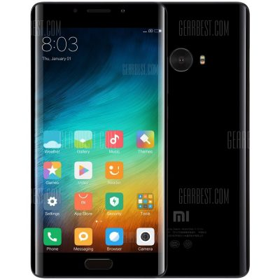 smartylife-Xiaomi Mi Note 2 Global Version 4G Phablet GLOBAL 6GB RAM 128GB ROM