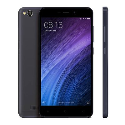 smartylife-Xiaomi Redmi 4A 5.0inch HD MIUI 8 Android 6.0 4G LTE Smartphone Qualcomm Snapdragon 425 Quad Core 1.4GHz 2GB 32GB 5.0MP 13.0MP 3120mAh Battery WIFI GPS - Gray