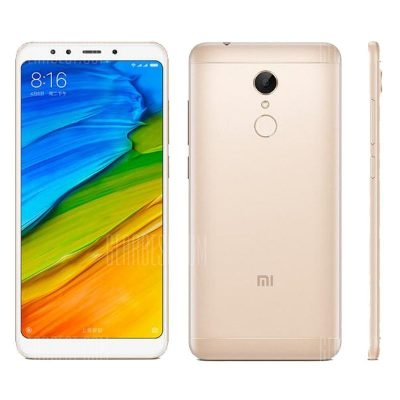 smartylife-Xiaomi Redmi 5 4G Phablet International Version