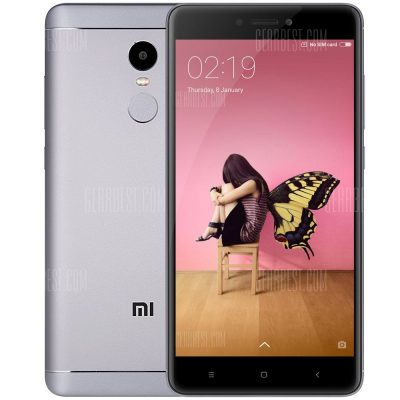 smartylife-Xiaomi Redmi Note 4 3GB RAM 4G Phablet GLOBAL VERSION